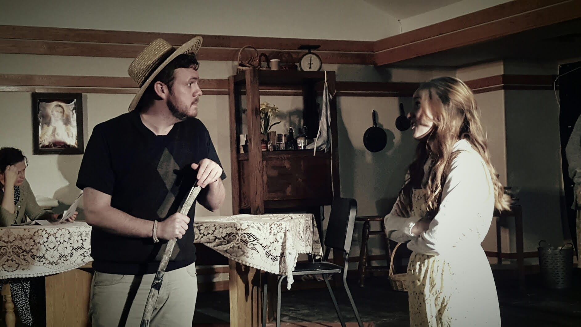 DANCING AT LUGHNASA provides an intimate family portrait