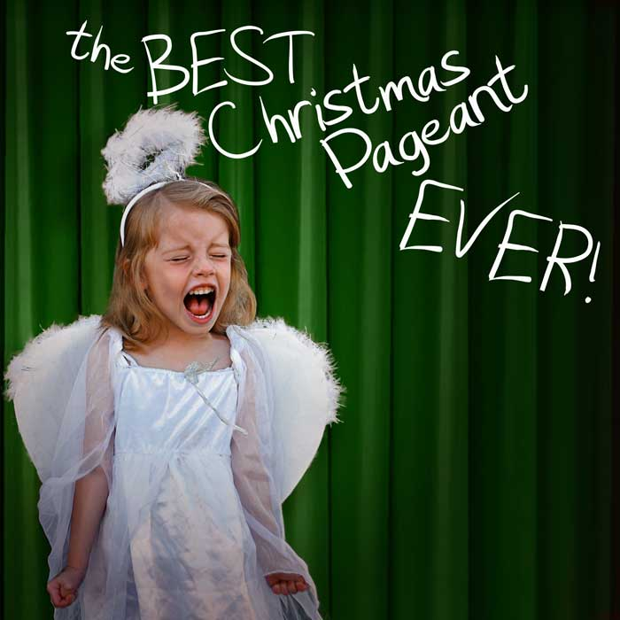 Hey! Unto you is staged THE BEST CHRISTMAS PAGEANT EVER at CenterPoint