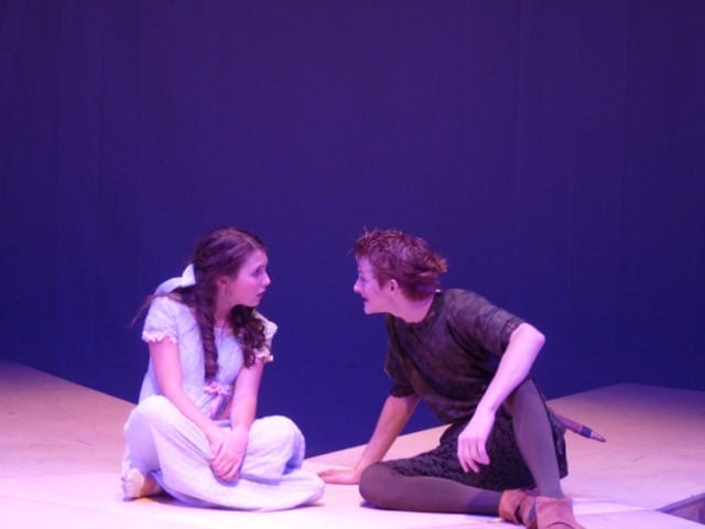 PETER PAN at Utah Children's Theatre is one of the lost plays