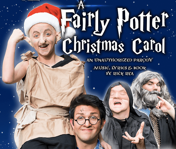 A FAIRLY POTTER CHRISTMAS CAROL brings parody to Christmas