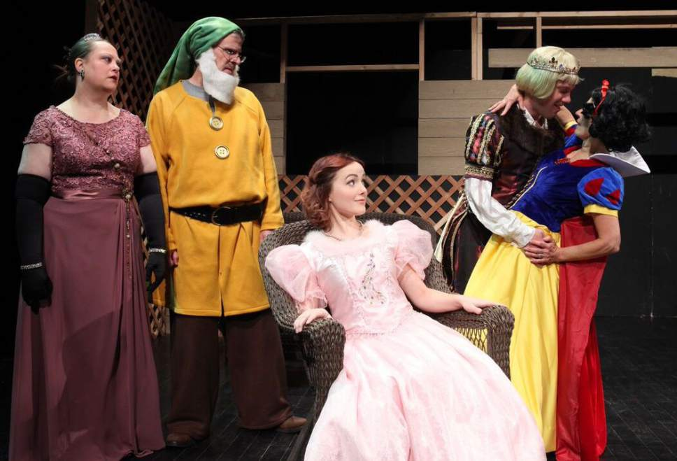 Humor abounds in VANYA AND SONIA AND MASHA AND SPIKE