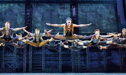 Extra, extra! NEWSIES tour feels fresh & new!