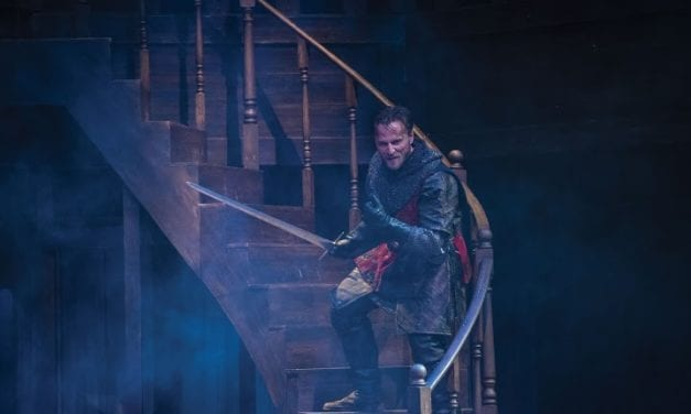 A triumphal HENRY V at the Utah Shakespeare Festival