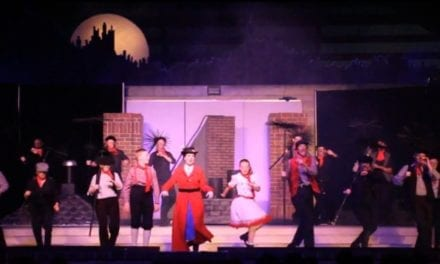 "No ""brimstone and treacle"" in Herriman's MARY POPPINS"