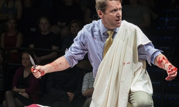 Utah Shakespeare Fest's JULIUS CAESAR has nothing to fear