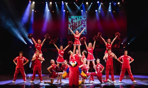 Get ready to cheer BRING IT ON: THE MUSICAL at the U