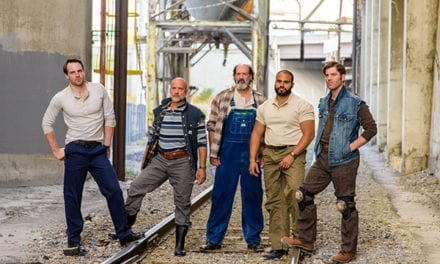 All aboard for Pioneer Theatre's THE LAST SHIP