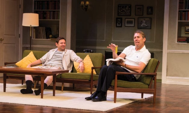 Make room for Utah Shakespeare Fest's THE ODD COUPLE