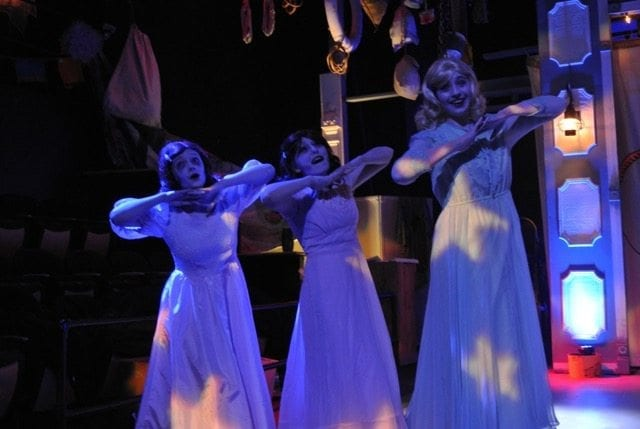 UCT's HAUNTED THEATRE SPOOKTACULAR is a Halloween Treat for Little Ghouls and Grown-Ups Alike