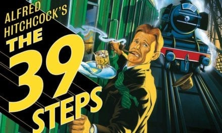Step over to the Covey Center and see THE 39 STEPS