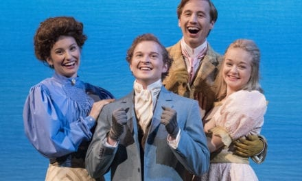 Take a brief holiday with THE IMPORTANCE OF BEING EARNEST