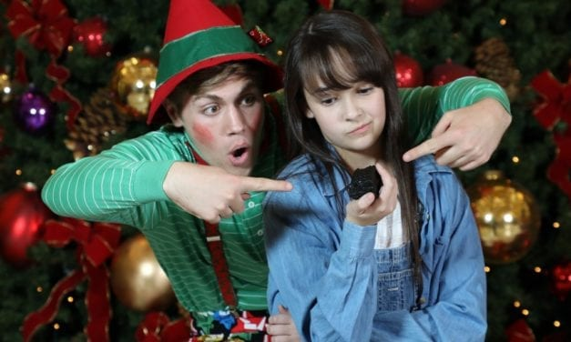 Give your kids a merry night at THE HAPPY ELF