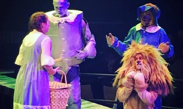 Lions and tigers and Winkies at UCT's THE WIZARD OF OZ