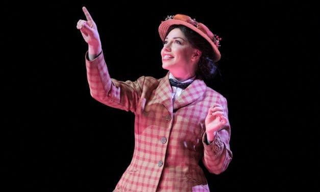 """It's a jolly holiday"" with BYU's MARY POPPINS"