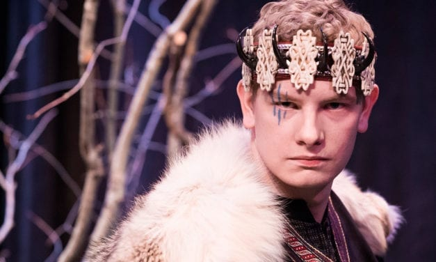"""BYU Young Company's MACBETH is """"but a walking shadow"""""""