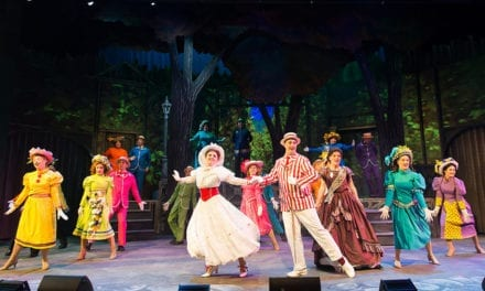 Anything can happen in CenterPoint's MARY POPPINS
