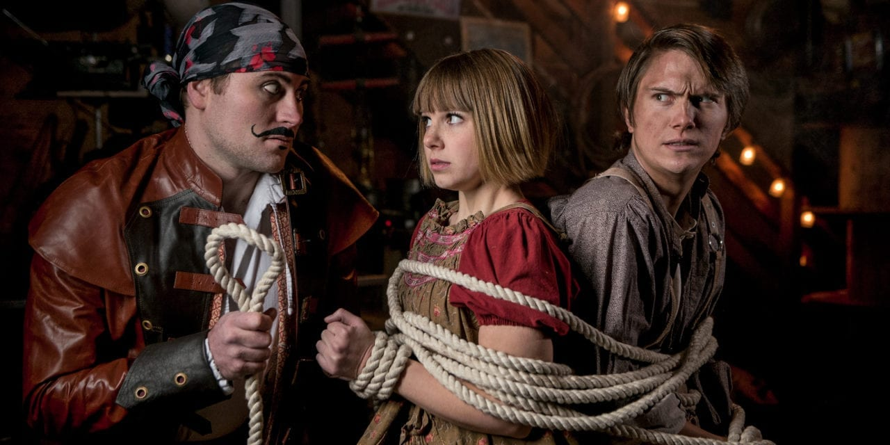 Fun for the whole family at HCTO's PETER AND THE STARCATCHER