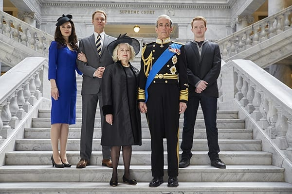 "PTC's KING CHARLES III is intriguing take on ""future history"""