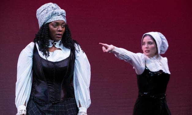 BYU's risky THE CRUCIBLE hides strong acting performances