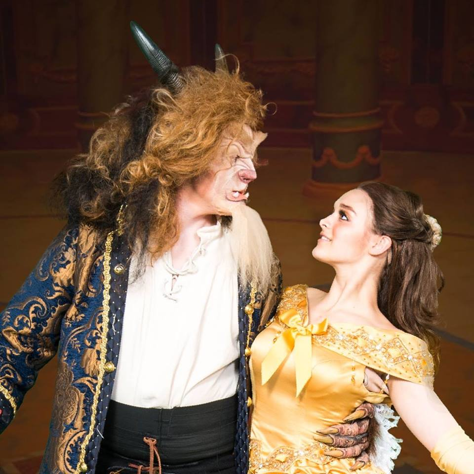 "BEAUTY & THE BEAST's ""tale as old as time"" is a success in Ogden"