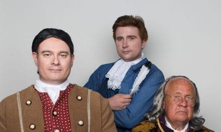 History comes alive in CenterPoint's 1776