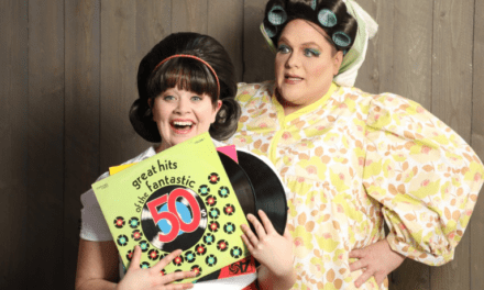 A movin' and groovin' HAIRSPRAY at the SCERA