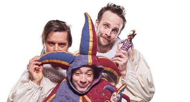 The hilarious COMPLETE WORKS OF WILLIAM SHAKESPEARE (ABRIDGED)