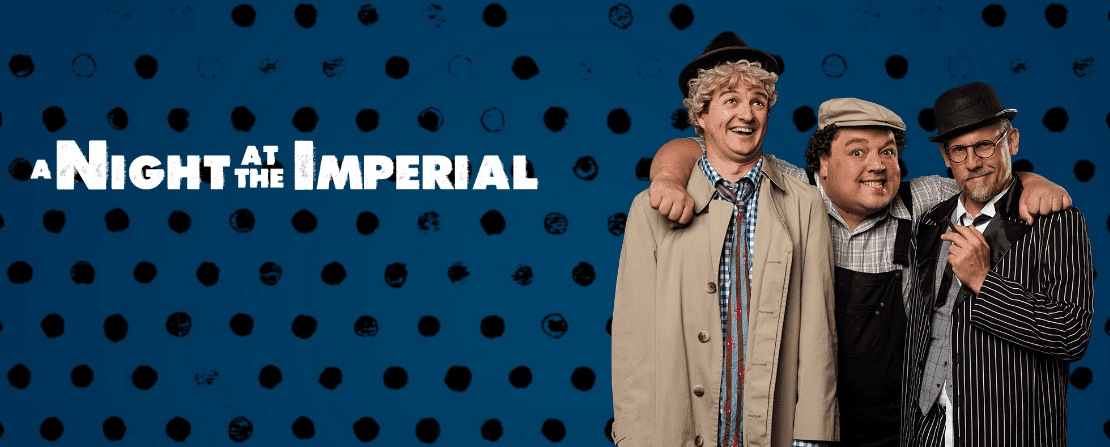 The Off-Broadway Theater's A NIGHT AT THE IMPERIAL is a flop
