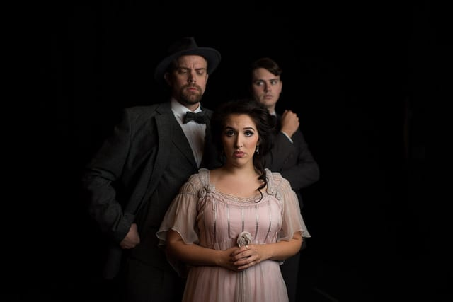 Strangers, suicide, and success in AN INSPECTOR CALLS