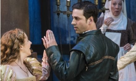 "SHAKESPEARE IN LOVE is ""a very palpable hit"""
