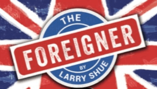 Personality abounds in Lyric Rep's THE FOREIGNER