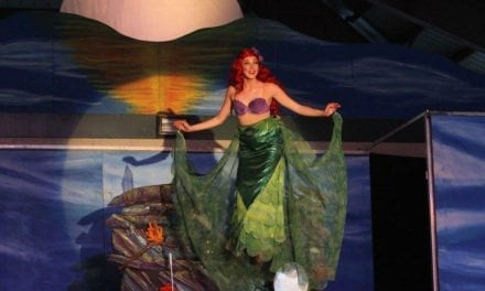 No wobbly land legs for Herriman's THE LITTLE MERMAID
