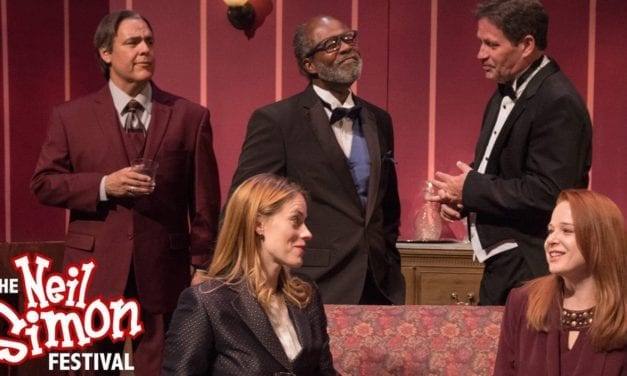 Neil Simon Fest's THE DINNER PARTY is a tasty treat