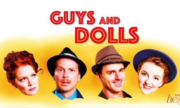 The Zig's GUYS AND DOLLS has chance and chemistry