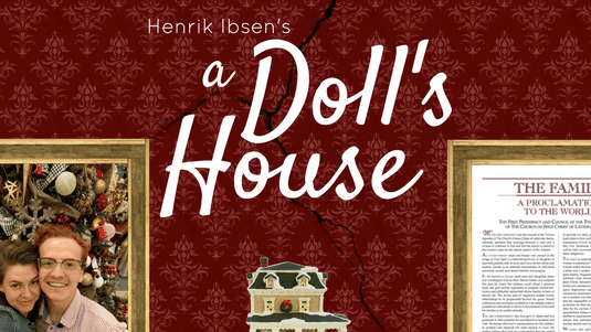 A renovated DOLL'S HOUSE in Provo