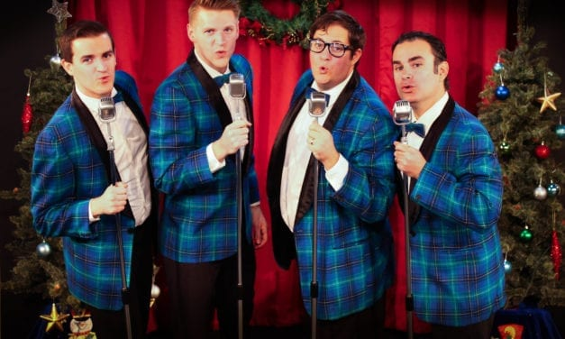 Be comforted (but not wowed) by Covey Center's PLAID TIDINGS