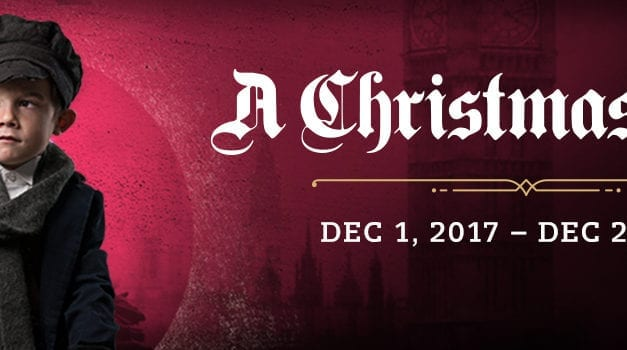 New space means new magic at Hale Theatre's A CHRISTMAS CAROL