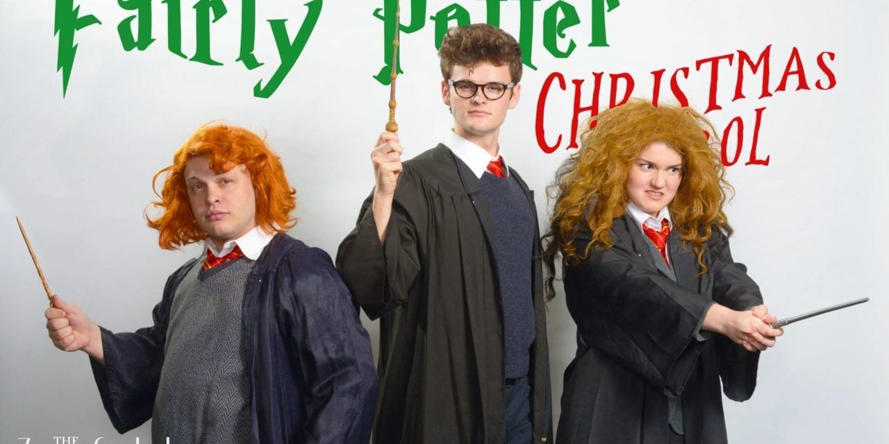 A FAIRLY POTTER CHRISTMAS CAROL is a fairly funny parody