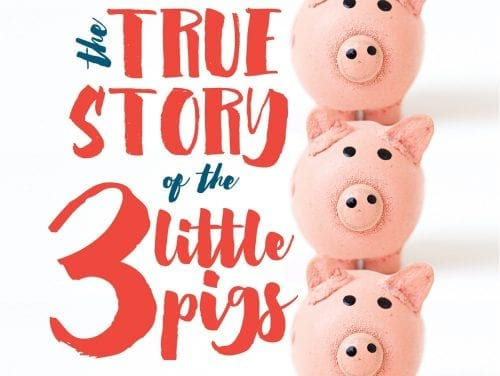 SLAC's 3 LITTLE PIGS is true, depending on your point of view