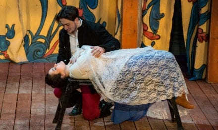 Sneak away to Grassroots's ROMEO & JULIET at SCERA
