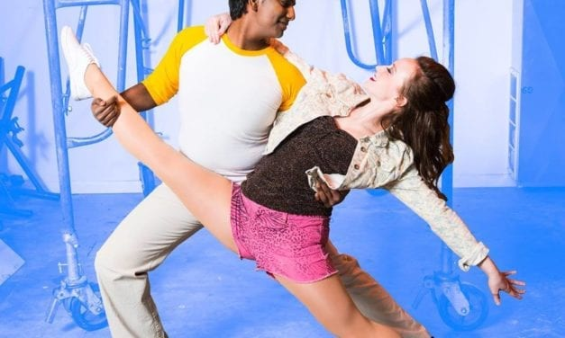 "FOOTLOOSE cast ""working so hard,"" but show still has flaws"