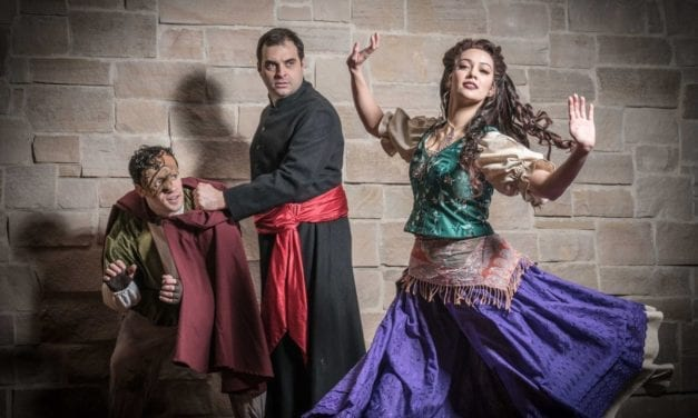 "Feel ""Top of the World"" at Hale Centre's HUNCHBACK"