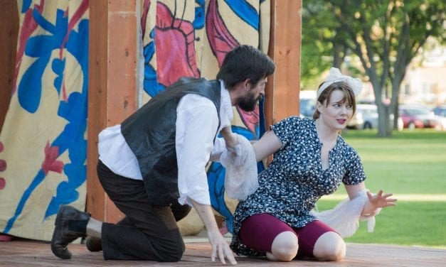 Start your summer theatre season with Grassroots's MIDSUMMER