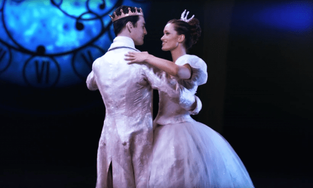An enchanted production of CINDERELLA at Tuacahn