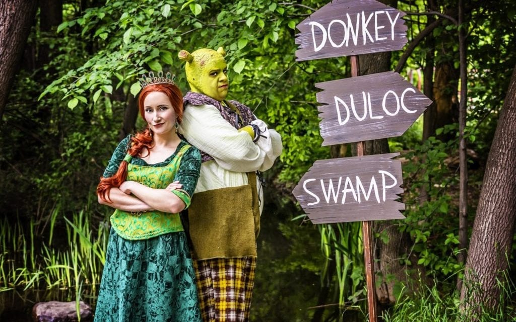 Cast of SCERA's SHREK THE MUSICAL is show's strongest point