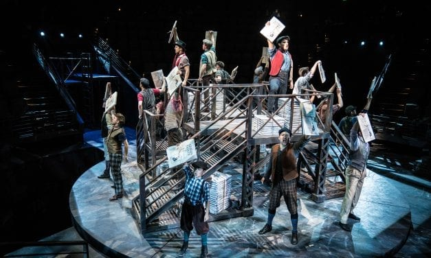 "Sandy Hale's NEWSIES is ""Something to Believe In"""