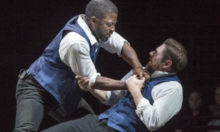 At the Utah Shakespeare Fest, OTHELLO's reputation grows