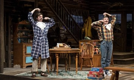 Laughter not a stranger to Utah Shakespeare's THE FOREIGNER
