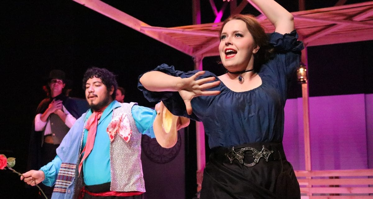 """""""Play on"""" and see the Utah Children's Theatre's TWELFTH NIGHT"""