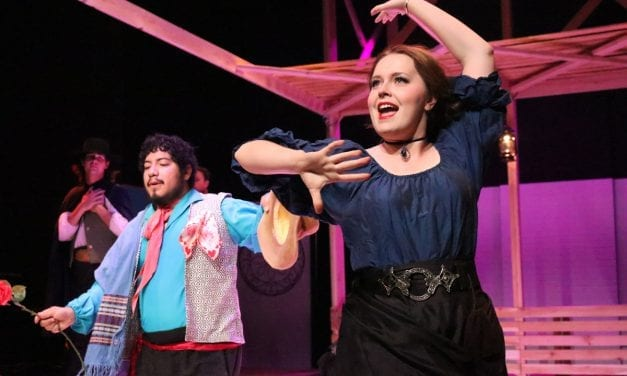 """Play on"" and see the Utah Children's Theatre's TWELFTH NIGHT"